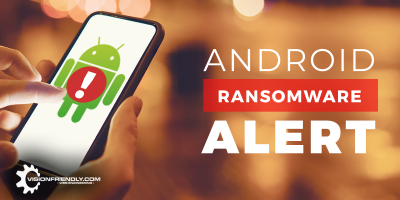 Android Ransomware Alert