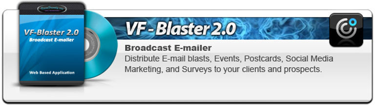 VF-Blaster 2.0 - Email Marketing