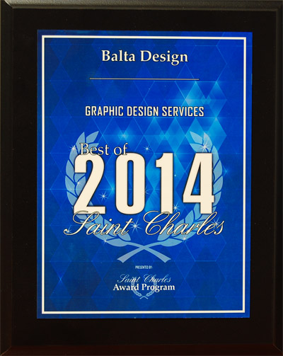 Best in Graphic Design Services Award