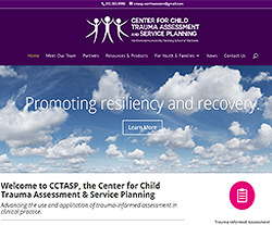 CCTASP Website Design