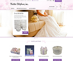 Foster Stephens, Inc. Website Design