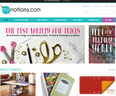 My Notions Website Design