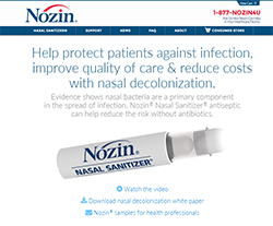 Nozin Website Design