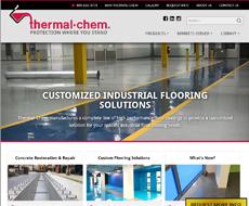 Thermal Chem Website Design