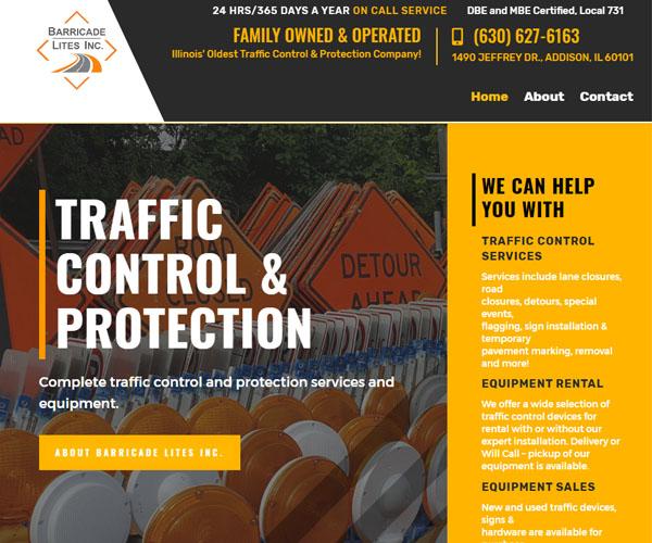Barricade Lites Professional Builders & Inspectors