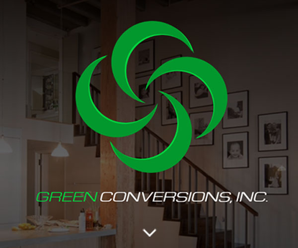 GCI Contracting Website Design