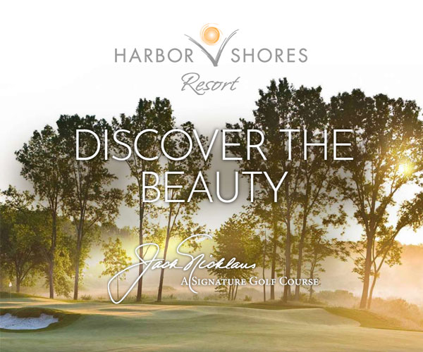 Harbor Shores Resort Website Design