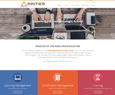 InnTier Website Design