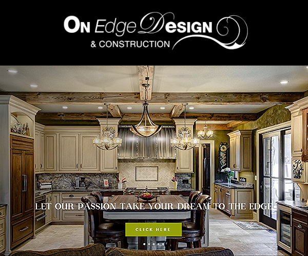 On Edge Design Website Design