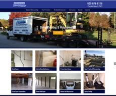 Premium Waterproofing Website Design