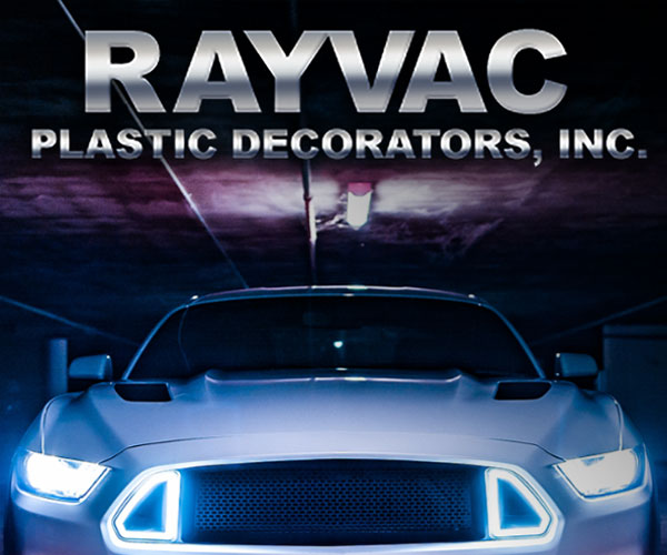 RayVac Plastic Decorators Website Design