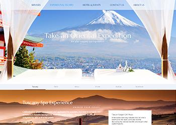 Solaia Website Design