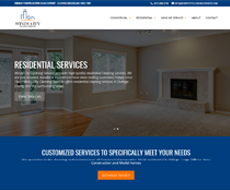 Windy City Cleaning Services Website Design