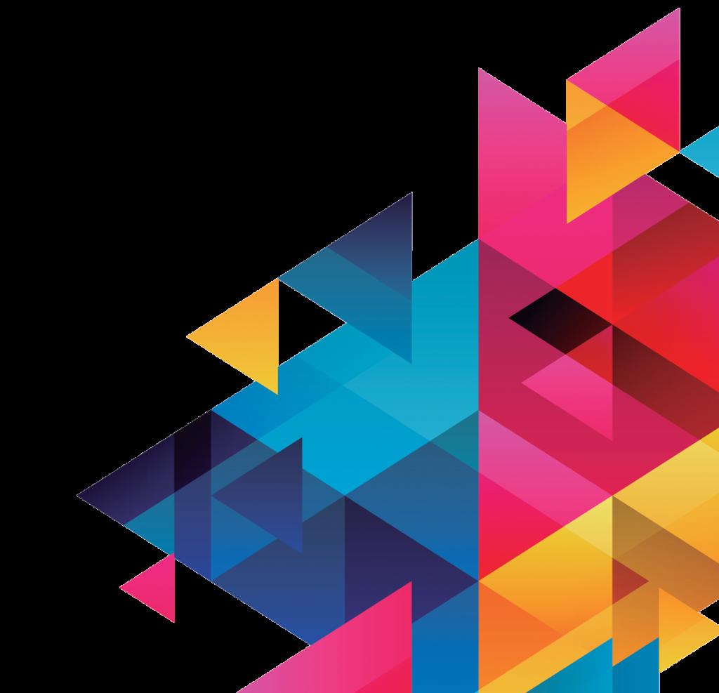 Tri Colored Triangles