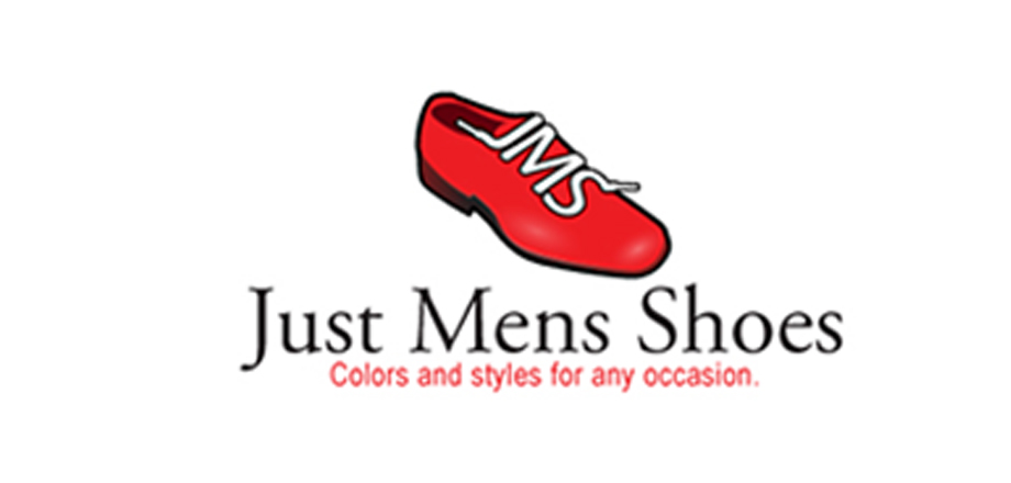 Just Mens Shoes Logo
