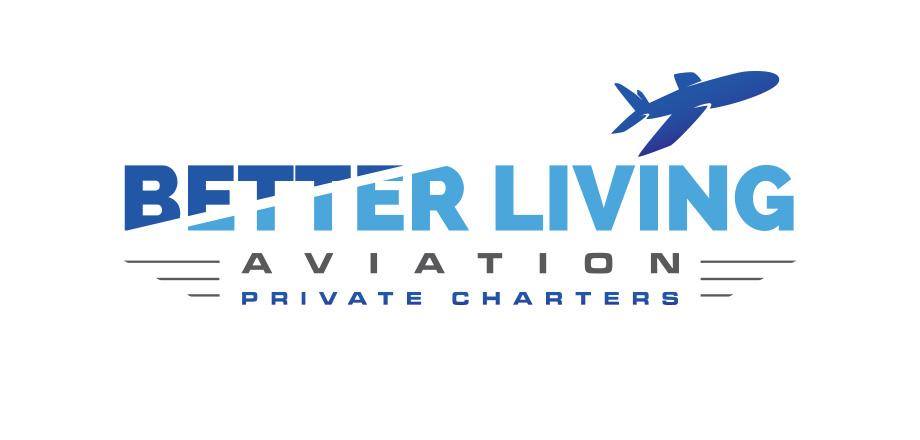 Better Living Aviation Logo