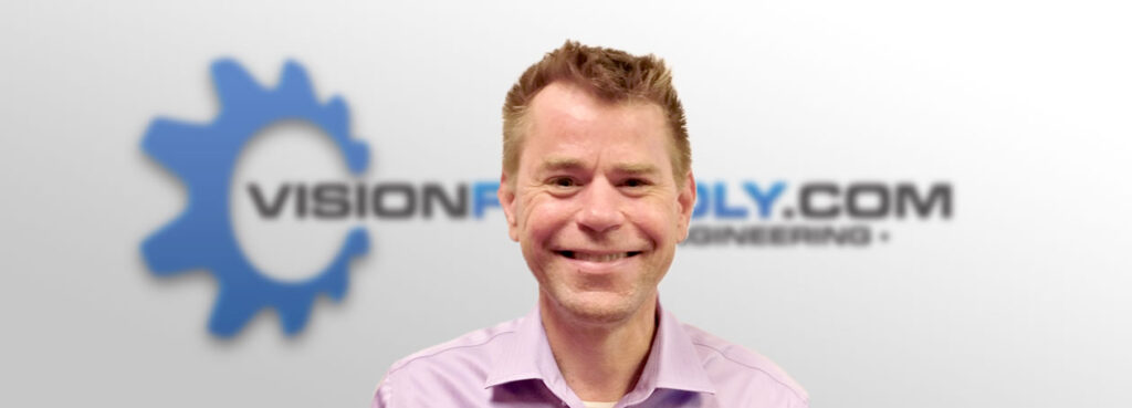 Photo of Visionfriendly.com Account Manager Brad Dolbeer