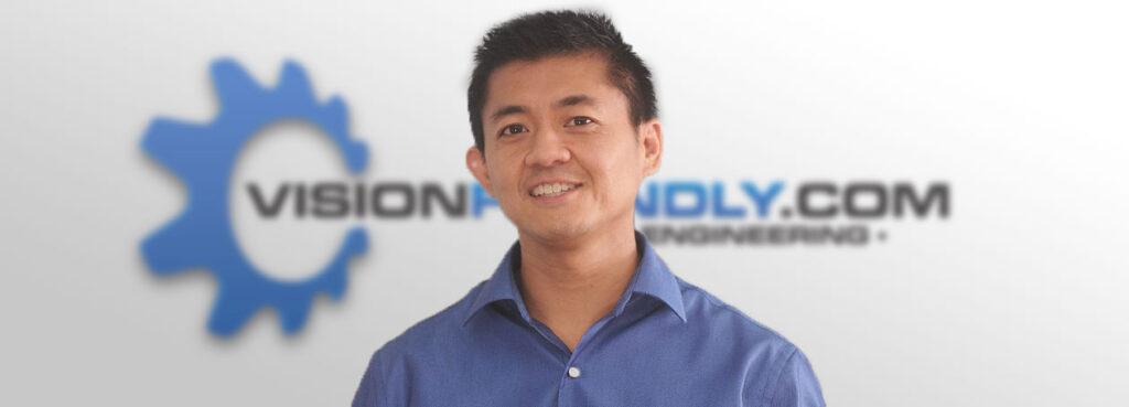 Photo of Visionfriendly.com Developer Hobbes Pirakitti