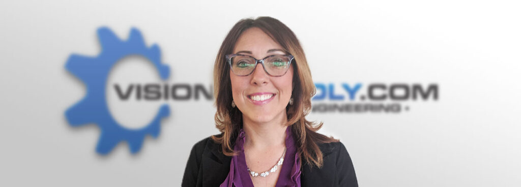 Photo of Visionfriendly.com Chief Financial Officer Rachel Miller