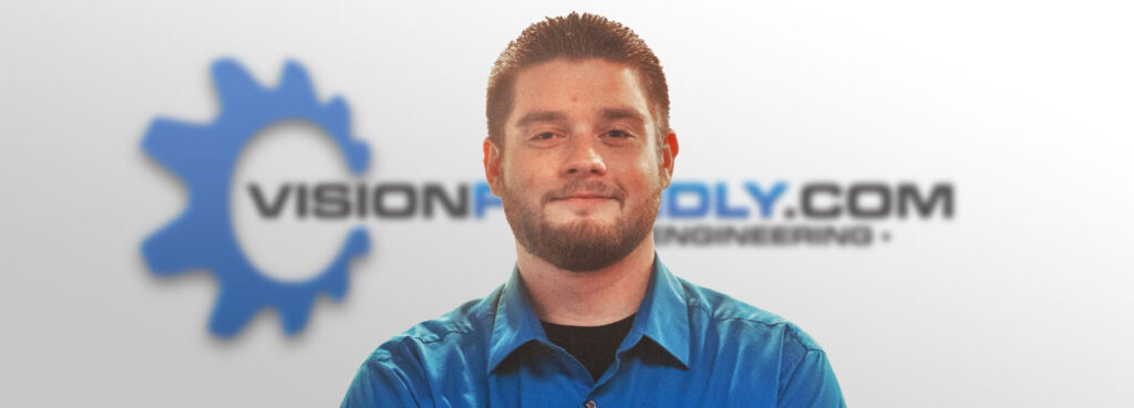 Photo of Visionfriendly.com Director of Technology Sean Herbert