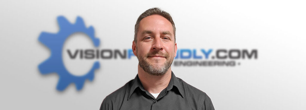 Photo of Visionfriendly.com Director of Marketing Tony Feitlich