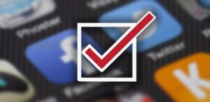 Social Media Icons with Checkbox in front